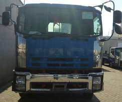 Isuzu forward 10-12 ton long chasis