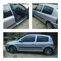 I'm selling my Renault Clio everything is in good condition .all the p