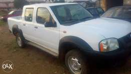 Nissan frontier 4 plugs strong model.