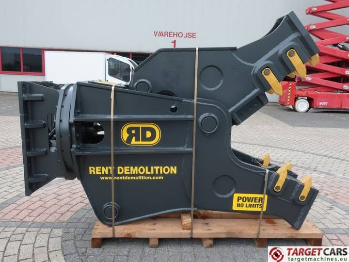 Rent Demolition RD32 Hydr.Rot.Crusher Pulverizer Shear 26...