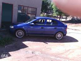 selling my 1.6 Opel astra