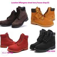 Timber boots at discounted prices