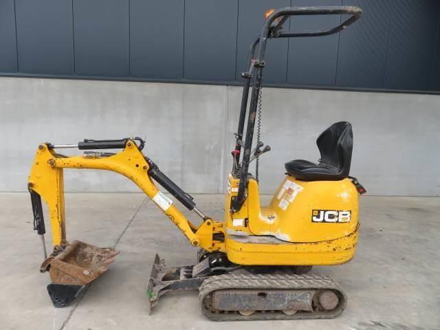 JCB 8008 - 2012