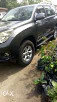 2010 Clean registered Toyota Prado available for 12M asking