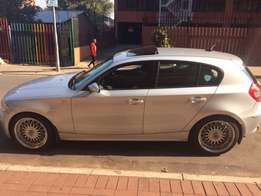 SILVER 2006 Bmw 118i 5Drs Available For Sale.