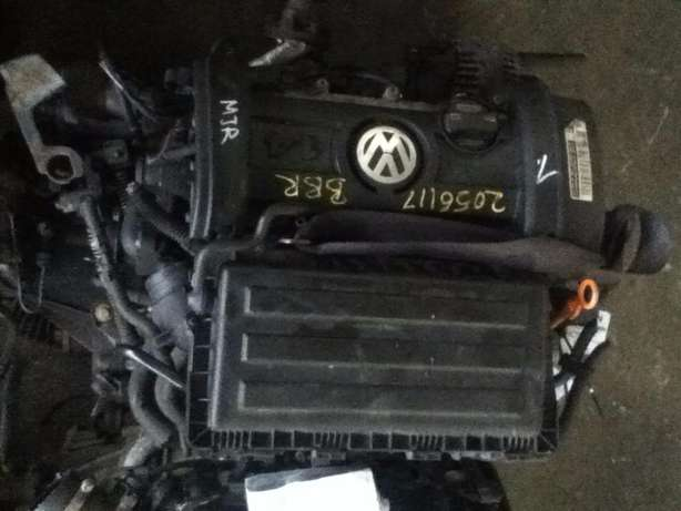1.4 Golf Motor (BUD) for sale Johannesburg - image 2