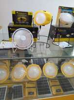 Sun King Solar lights