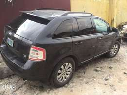 Neat reg. 2008 Ford edge for sale in Portharcourt