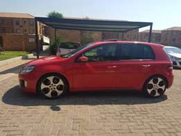 Golf 6 GTI for sale R195000 negotiable