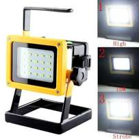 30W Rechargeable LED Work Lamp