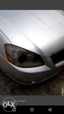 Sharp 4 plugs Nissan Altima 2005 model for sale Ikeja - image 6