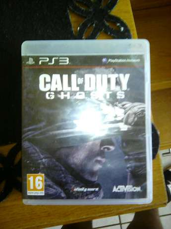 Ps3 call of duty ghost Generaal De Wet - image 1