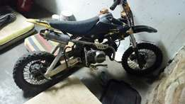 Kidds bike 125cc