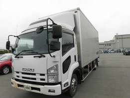 Isuzu fr brand new car