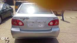 2005 Tokunbo Toyota Corolla For Sale 1.9M