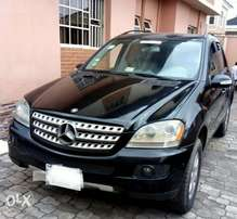Mercedes Benz ML4matic