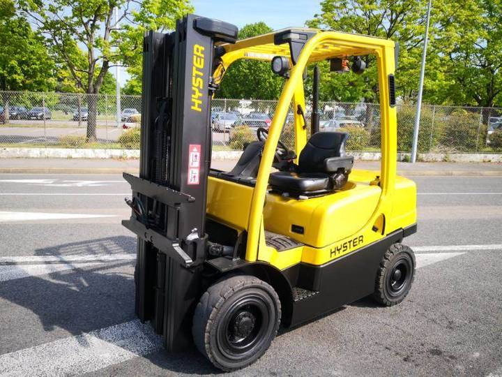 Hyster H2.5ft - 2006