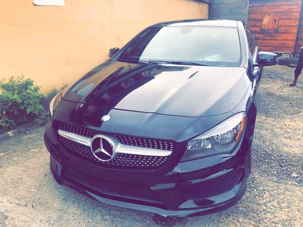 Foreign used Mercedes Benz CLA 250 Lekki - image 1