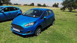 2016 Ford Fiesta 1.0 Ecoboost trend 5dr NEW!