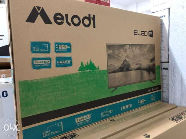 "TV Melodi 40"" Full HD"