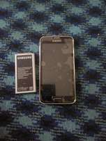 Samsung wit extra battery
