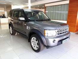 2010 Land Rover Discovery 4 3.0 SDV6 S A/T