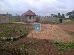 one acre of land at Orile Imo along DIRECTLY FROM OWNER