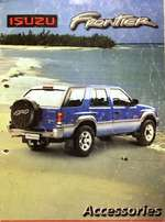 Isuzu Frontier wanted