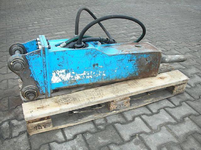 Krupp Hydraulikhammer HM 140 V  ECO