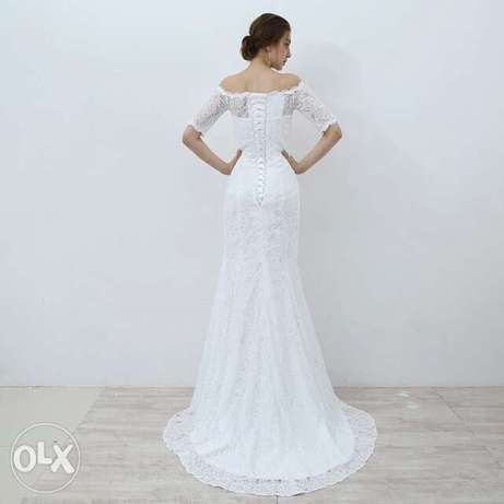 Very Classy Foreign Wedding Gowns. Uyo - image 5