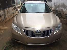 Gold colored 2007 Toyota Camry For You!!