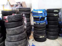 Avon tyres 205/55/R16 with free delivery
