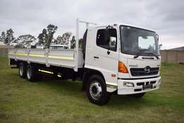 Hino Dropside HINO 500-With Tag Axle 1626 Truck