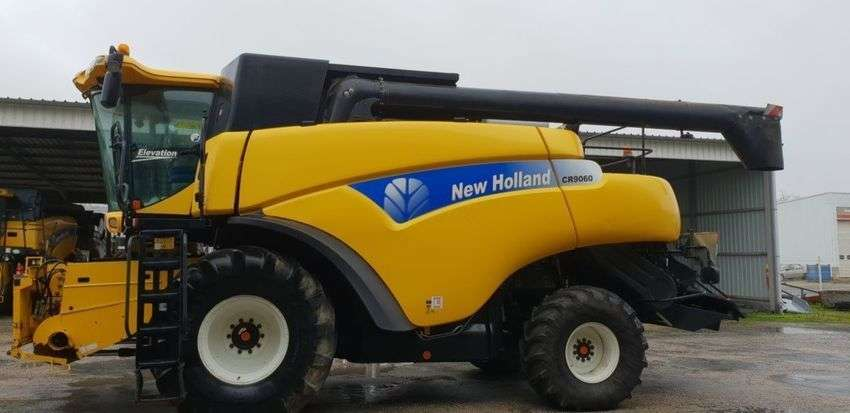 New Holland Cr9060 Elevation - 2010 - image 2