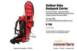 Outdoor Baby Backpack Carrier