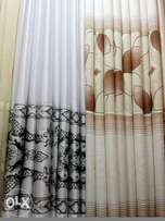 For houses curtains