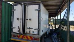 1997 Hyundai H100 Bakkie with refrigeration box