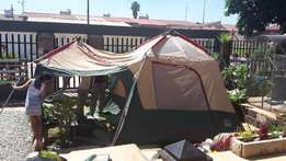6 sleeper Camp master tent