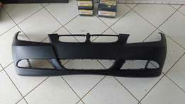 BMW E90 3 Series Pre Facelift 2005/08 Brand New Front Bumpers R1250