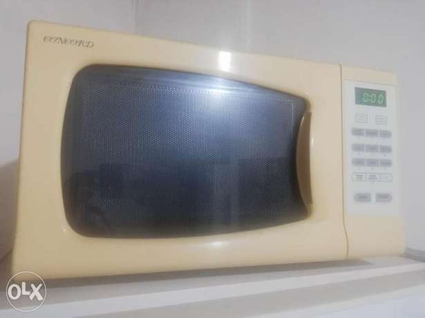 Concord microwave