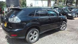Toyota harrier 2005 auto 2400cc kbp super clean buy and drive