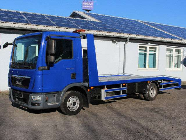 MAN Tgl 8.180 Bl 4x2 Automatik Autotransporter Euro6 - 2014