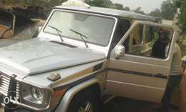 G wagon g500 benz 2003 upgraded to 2012