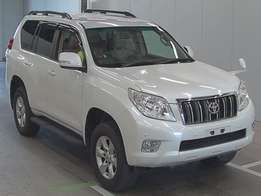 Toyota Prado 2010 Petrol on sale