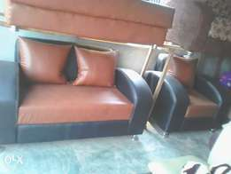 complete seven seater solfa chair
