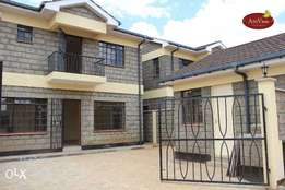 4br +sq maisonette for sale in syokimau