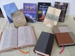 Christian Books and Bibles for sale