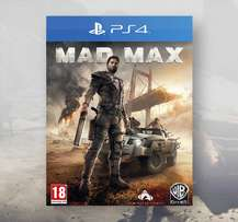 Mad Max (PS4) for sale at GAMING4GEEKS.