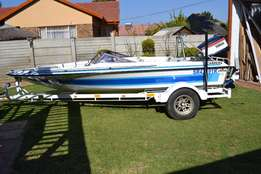 Viking Carerra with 140 yamaha great condition
