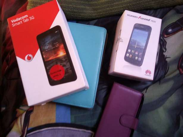 Vodafone Smart Tab + Huawei Ascend Y600 Avondale - image 1